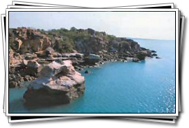 Broome was established as a centre for pearling