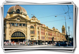 European style architecture enriches Melbourne
