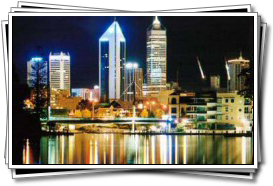 East Perth Skyline